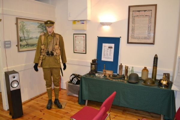 Tommy and Artifacts - WW1 Workshop